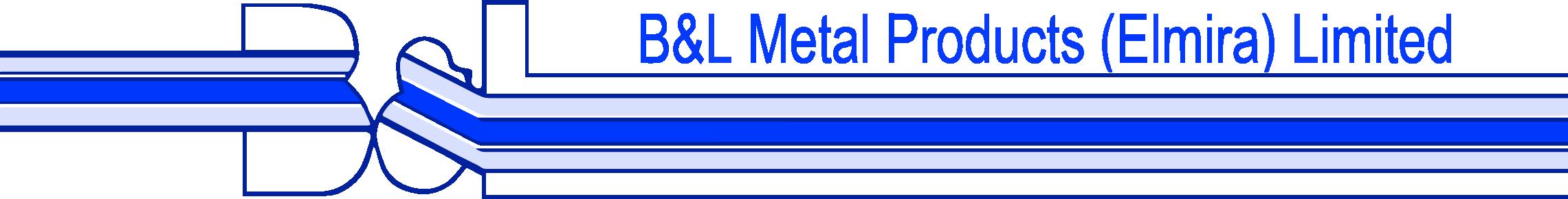 B&L Metal Logo
